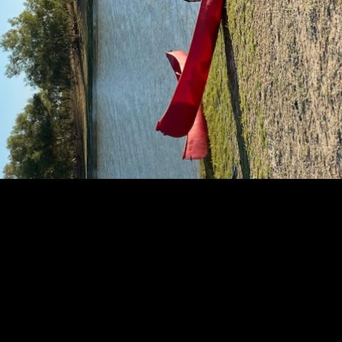 Kayak at Lake Mary Ann