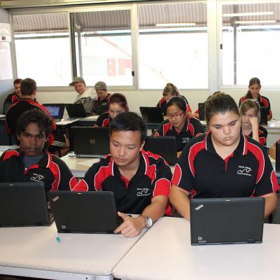 Using laptops in the classroom
